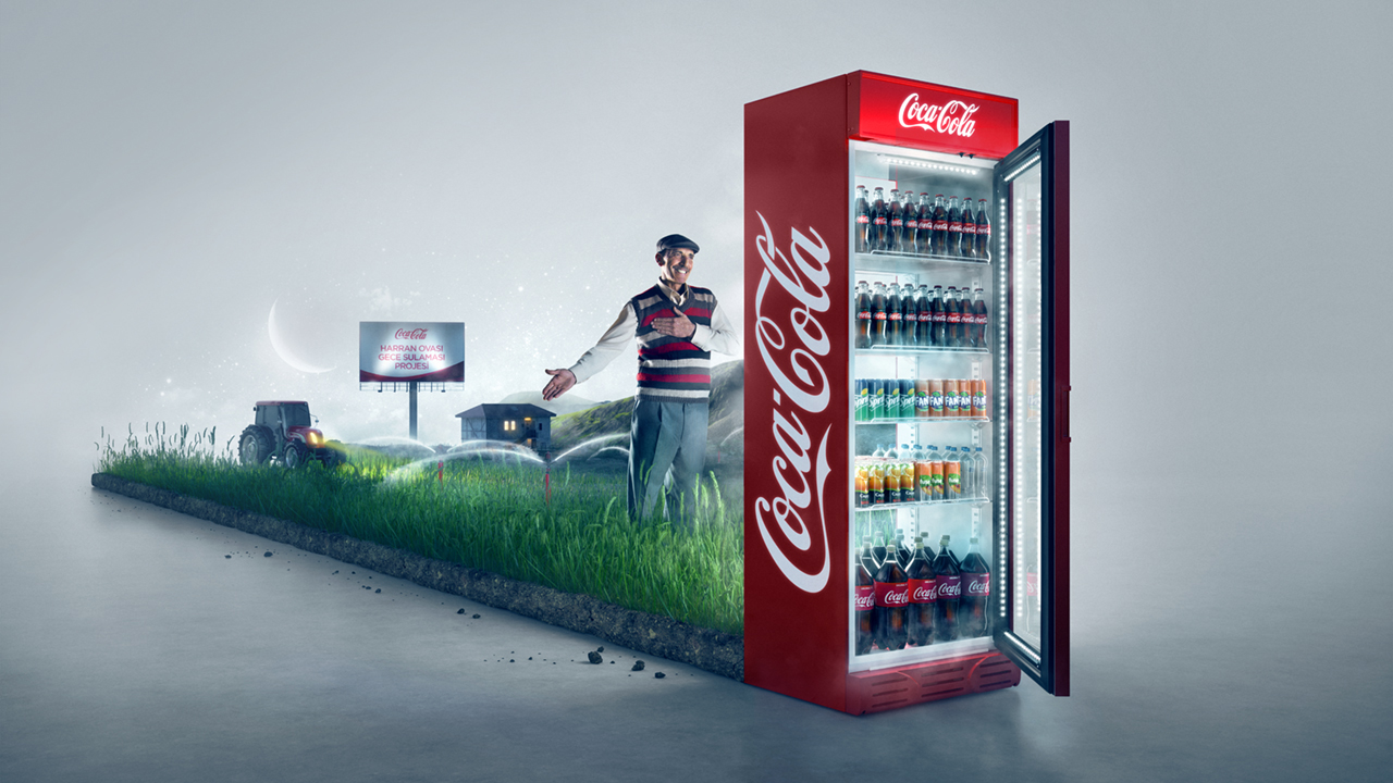 Coca Cola - Full Of Hope