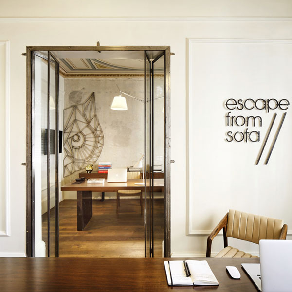 Escape From Sofa // Galata Office