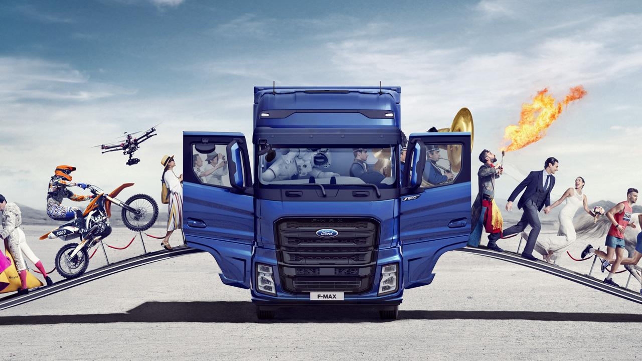 Ford Trucks - F-Max