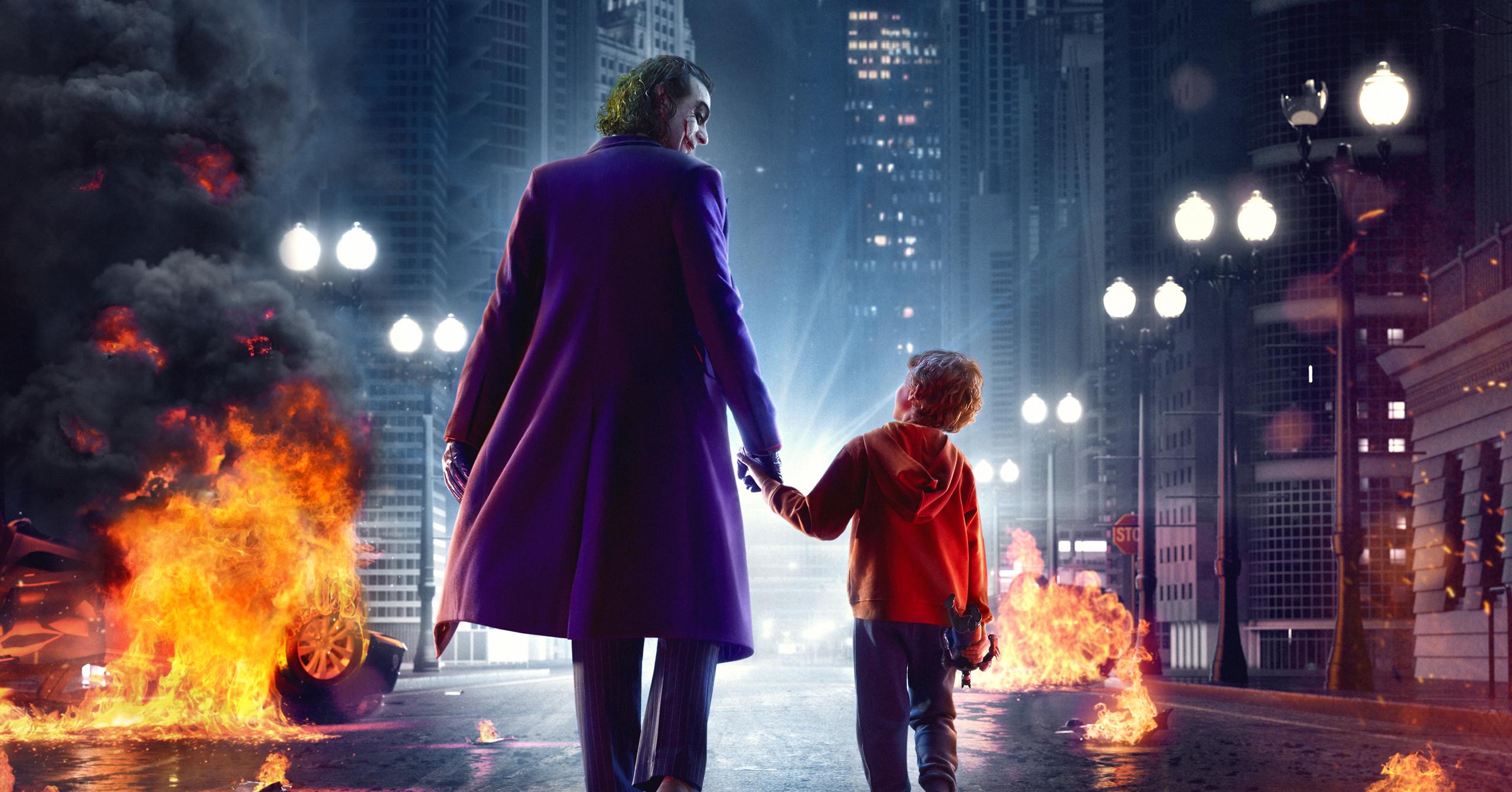 Joker-Predator-Zombie